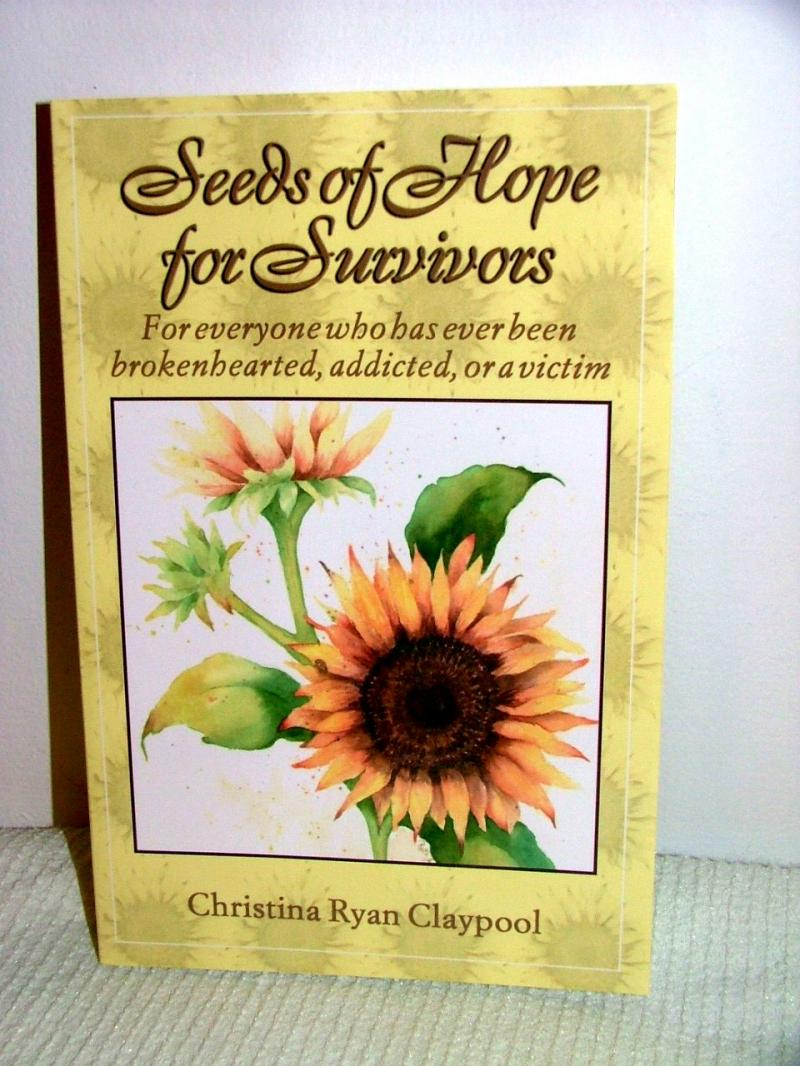Seeds of Hope for Survivors amazon.com book cover